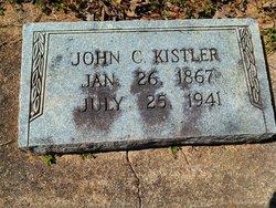 John Calvin Kistler