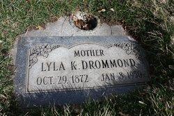 Lyla Estella <i>Krebs O'Driscoll</i> Drommond