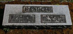 Harriet Hattie <i>Humes</i> Headlee