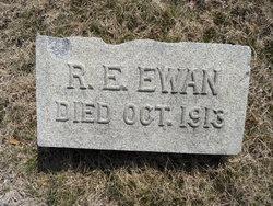 Rubena E <i>Hill</i> Ewan
