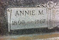 Annie M Ondrias