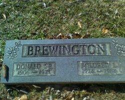 Mildred <i>Lane</i> Brewington