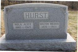 Nola Alice Hurst