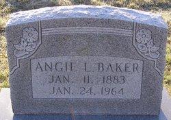 Angie Line <i>Brown</i> Baker
