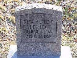 Rita Marlene Aldridge