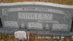 Jerry W Binkley