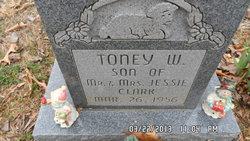 Toney W Clark