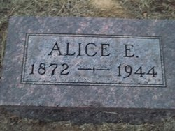 Alice E. <i>Limpert</i> Avery