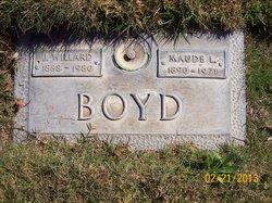 Maude L. <i>Thompson</i> Boyd