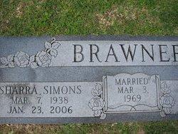 Sharra <i>Simons</i> Brawner