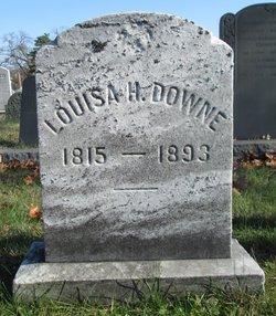 Louisa H <i>Henry</i> Downe