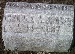 George A Brown