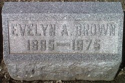 Evelyn A Brown