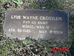 Lyle Wayne Crosslen