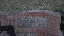 Anna C. <i>Winkler</i> Haedicke