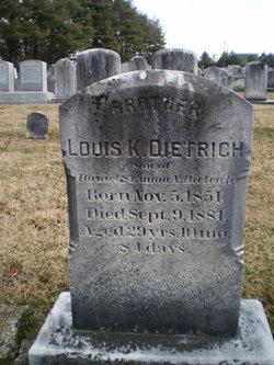 Louis K Dietrich