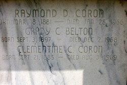 Clementine C. Coron