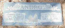 Harry Elia Andros