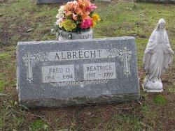 Beatrice <i>Lehmoine</i> Albrecht