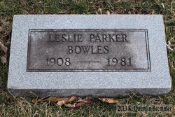 Leslie Parker Bowles