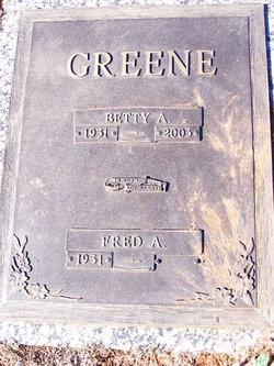 Betty Lou <i>Austin</i> Greene
