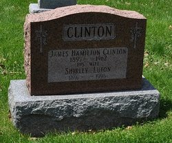 Shirley <i>Luton</i> Clinton