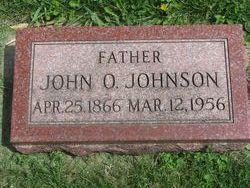 John O. Johnson