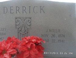 James Willie Derrick