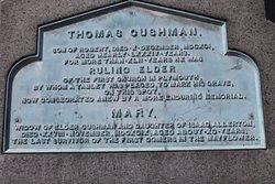 Mary <i>Allerton</i> Cushman