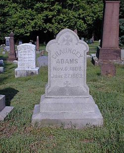 Chauncey Adams