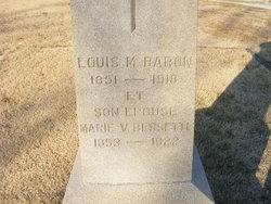 Marie V. <i>Bessette</i> Baron