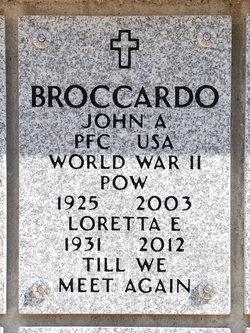 John Anthony Broccardo