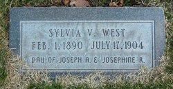 Sylvia V West