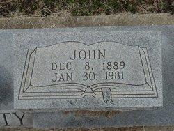 John William McCarty