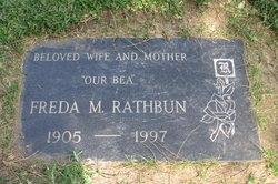 Freda Mae <i>Loe</i> Rathbun