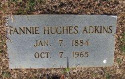 Fannie <i>Hughes</i> Adkins