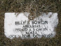 Bill Bert Billy Bowlin