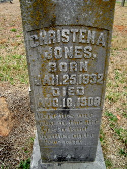 Christianna Tonie <i>Faulkner</i> Jones