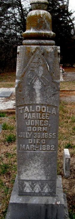 Taloola Parilee Jones