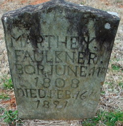 Martha Berniece <i>Allred</i> Faulkner