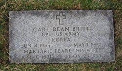 Carl Dean Britt