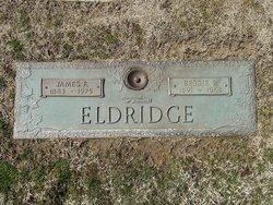 Bessie <i>Greenwood</i> Eldridge