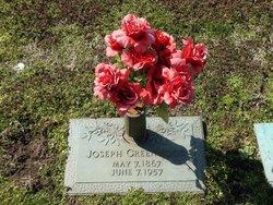 Joseph Greenwood