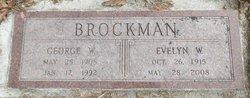 George William Brockman