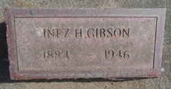 Inez H. <i>Harer</i> Gibson