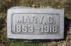 Mary C Mitchell