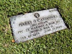 PFC Harry J Castanier