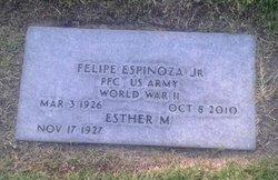 Felipe Espinoza, Jr