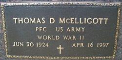 PFC Thomas D. McElligott