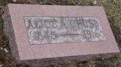 Alice A. Chubb